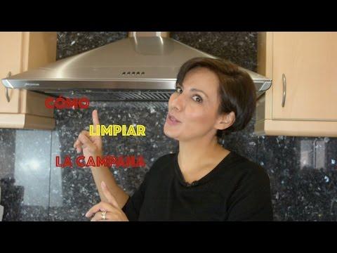 C mo limpiar el horno de la cocina decoraci n - Como limpiar la campana de la cocina ...