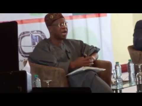 VIDEO: Red Card To Non Performing Government – Crowd Disagrees As Lai (APC) Onunuju (PDP) Speak