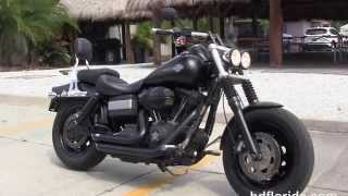 4. Used 2010 Harley Davidson  Fat Bob Motorcycles for sale