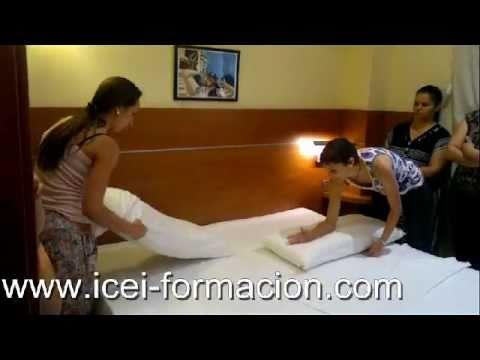 Curso camarera de piso hotel cheap hotels info for Camarera de pisos sueldo