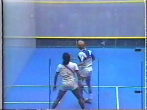 Jahangir Khan contre Chris Robertson