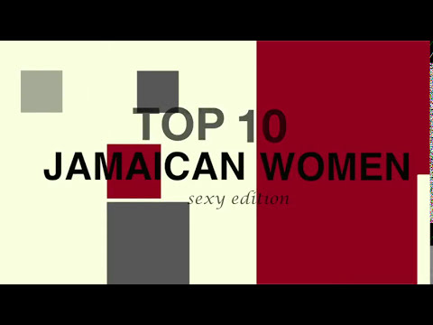 Top 10 Jamaican Women
