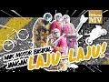 Auntie Band - Naik Motor Basikal Jangan Laju Laju (Official Music Video)