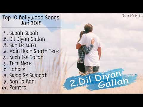 Video Top 10 Bollywood Songs Of January 2018 | New & Latest Bollywood Songs Jukebox 2018 download in MP3, 3GP, MP4, WEBM, AVI, FLV January 2017