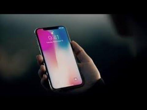 Apple iPhone X Product Promo 4K Ultra HD (2160p)