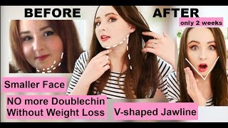 Video HOW I CHANGED MY FACIAL BONE STRUCTURE by MEWING, V-shaped jawline, no more doublechin MP3, 3GP, MP4, WEBM, AVI, FLV Februari 2019