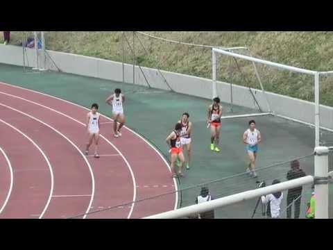 東京六大学 男子100m決勝