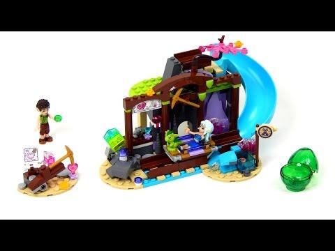 Vidéo LEGO Elves 41177 : La mine de cristal