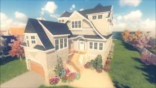3D proposal of new home in Westhampton Beach, N.Y.