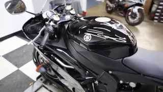 9. 2010 Yamaha YZF-R6 Black - used motorcycle for sale - Eden Prairie, MN