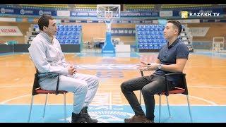 Рустам Ергали в программе телеканала «Kazakh TV» — «Sports nation»