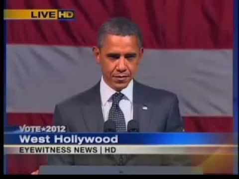 WATCH OBAMA'S FACE FREEZE – 'ANTICHRIST SPIRIT' CONFRONTED!