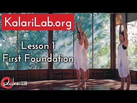 Online Kalaripayattu Training by KalariLab.org - Lesson 1: First Foundations