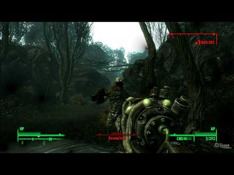 preview-Fallout 3: Point Lookout Video Review (IGN)