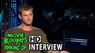 Nonton Blackhat  2015  Official Movie Interview   Chris Hemsworth Film Subtitle Indonesia Streaming Movie Download