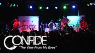 Confide Farewell Show - The View From My Eyes