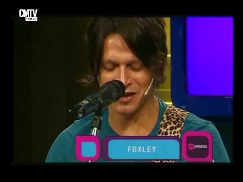 Foxley video Dónde va a parar - Acústico 2015