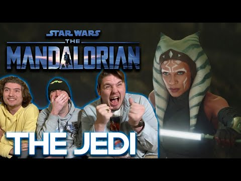 "Star Wars: The Mandalorian S2E5 ""The Jedi"" Chapter 13 REACTION! AHSOKA TANO!!"