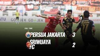Download Video [Pekan 32] Cuplikan Pertandingan Persija Jakarta vs Sriwijaya FC, 24 November 2018 MP3 3GP MP4
