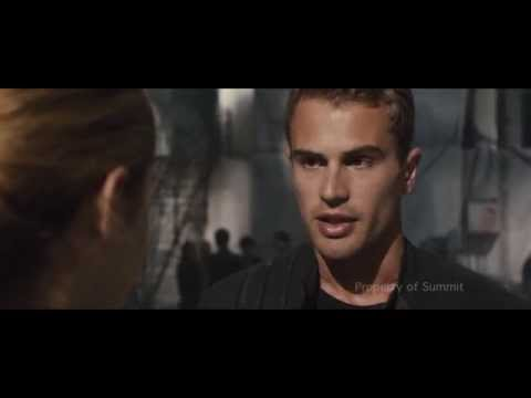 Divergent All Deleted Scenes