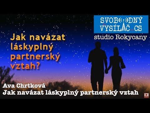 Jak navázat láskyplný vztah 2 díl - Ava Chrtková na Svobodném vysílači v pořadu Transformace