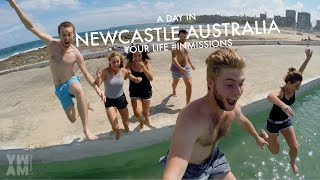 Newcastle Australia  city pictures gallery : A Day In Newcastle Australia | Your Life #INMISSIONS