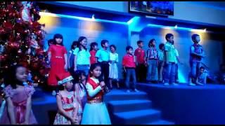 Gppi sunday school christmast celebration