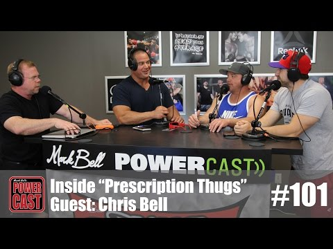 "Inside ""Prescription Thugs"" - Guest Chris Bell 