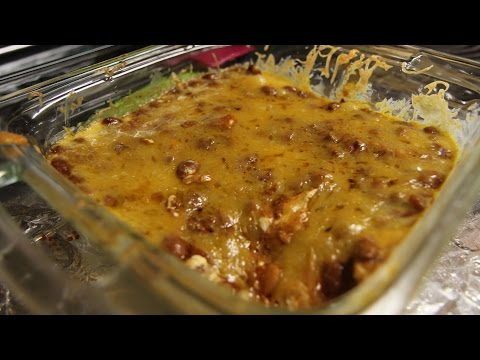 How To Make Cream Cheese Chili Bean Dip