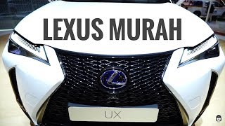 Video Lexus UX - Pandangan pertama MP3, 3GP, MP4, WEBM, AVI, FLV Desember 2018