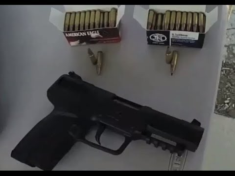 RUMOR SQUASHED: American Eagle ammo works fine in FN Five-seveN