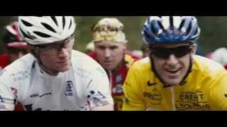 The Program - Becoming Lance Armstrong - featurette - in cinemas now