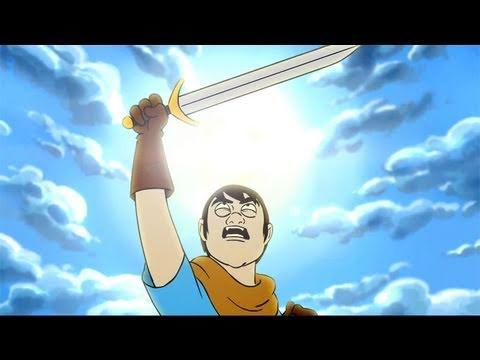 Harry Partridge Releases Skyrim Animated Parody
