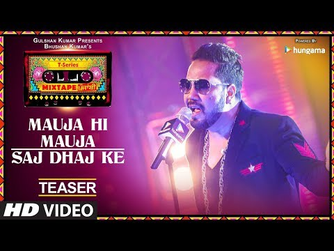 Download Mauja Hi Mauja / Saj Dhaj Ke (Teaser) | T-Series Mixtape Punjabi | Mika Singh | Bhushan Kumar HD Mp4 3GP Video and MP3