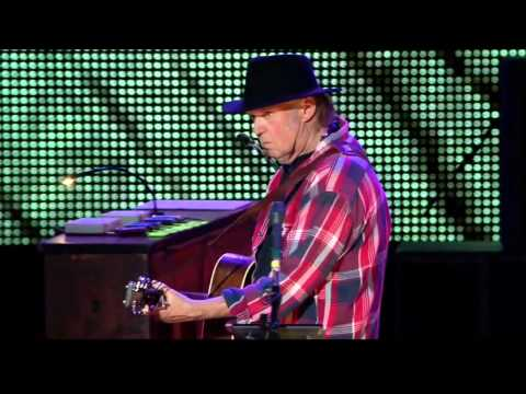 Neil - Neil Young performs a cover of