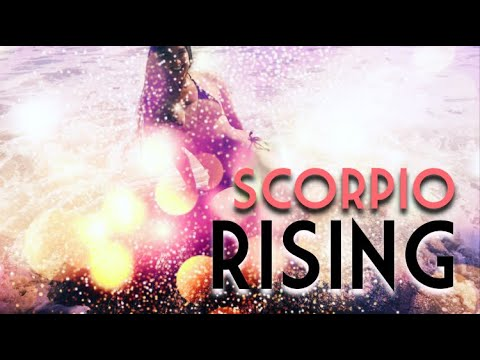 Scorpio Ascendant/Scorpio Rising in Astrology