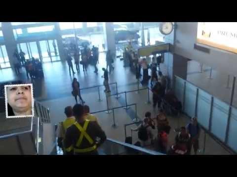Aeropuerto de Tocumen en Panama   Vlogs LOS CHAMOS TV