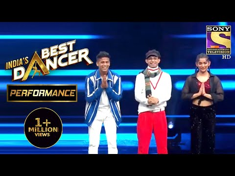 Choreographers ने 'Retro Special' में लगाए चार चाँद   India's Best Dancer