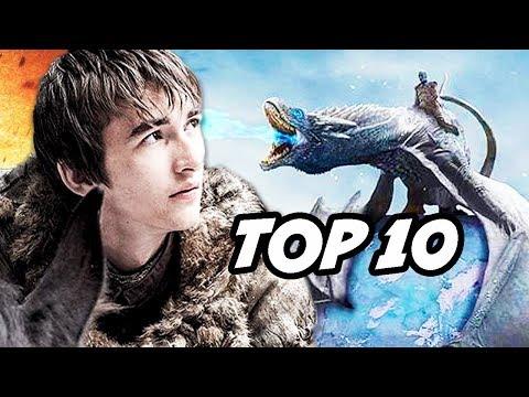 Game Of Thrones Season 8 Episode 1 - TOP 10 Q&A