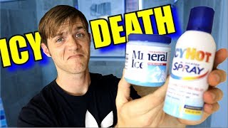 "Offical FunnyMeNow video of ""I Covered My Whole Body In ""Icy Hot"" - Here's What happened"" Subscribe to FunnyMeNow: ..."