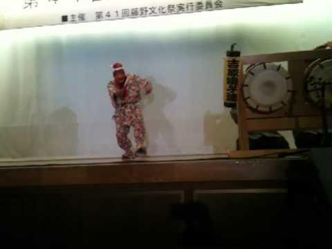 杉 お囃子連 かまくら 鎌倉 吉原囃子保存会 藤野文化祭 2010