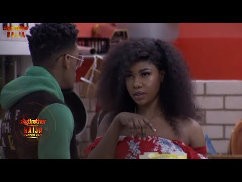 """Day 85: """"You Are Very Much Abnormal"""" Tacha 