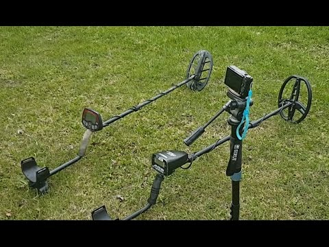 Metal Detecting - Garrett AT Pro Vs BH Land Ranger Pro Field Test