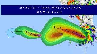 Hilary e Irwin: dos potenciales huracanes amenazan el Pacífico mexicano #NA24/7 #NA / Se han formado dos tormentas tropicales en el Pacífico central del país que en los próximos días se transformarían en huracanes.Dos tormentas tropicales, Irwin y Hilary, se formaron en las últimas horas en aguas del Pacífico de México, la última de ellas con potencial para traer fuertes lluvias al sur del país. Sobre esto comunicó la Dirección de Meteorología Marítima, detallando que ambos ciclones se convertirían en huracanes en las próximas horas.http://noticiasyactualidad.org/#NoticiasyActualidad    #ElArteDeServir #NAPagina de Facebookwww.facebook.com/elartedeservircrVisita nuestra web Recursos gratis www.elartedeservir.orgSí desea  mantenerse informado con los acontecimientos más recientes por favor visita nuestra página, utilizamos fuentes de información confiable para una noticia verídica,   Sí tienes una consulta acerca de algún tema de su interés, comunícate con nosotros a través de nuestra página de Facebook o bien por medio de un correo electrónico. También sí desea descargar materiales gratis ingresá a nuestra página web y encontrarás muchos recursos, esperamos que te sean de utilidad. Gracias por mantenerse informado con El Arte De Servirwww.elartedeservir.orgwww.facebook.com/elartedeservircrNota: No pedimos ni cobramos dinero por  ninguno de los servicios que brindamos  a nuestros seguidores, si alguna persona pide en nuestro nombre por favor reportarlo.Otras servicios http://www.elartedeservir.org/https://actualidad.rt.comhttp://noticiasyactualidad.org/