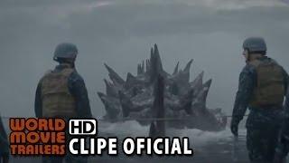 Godzilla Clipe #2 Legendado (2014) HD