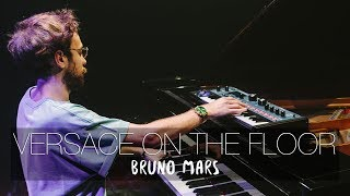 "Video ""Versace On The Floor"" - Bruno Mars (Piano Cover) - Costantino Carrara MP3, 3GP, MP4, WEBM, AVI, FLV Maret 2018"