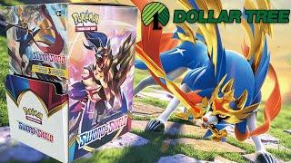 Pokemon Sword And Shield Dollar Tree Packs! by The Pokémon Evolutionaries