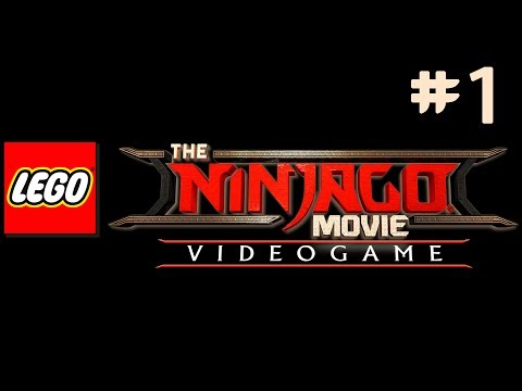THE LEGO NINJAGO MOVIE VIDEOGAME прохождение на русском Часть 1 ОБУЧЕНИЕ
