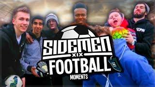 Video FUNNIEST SIDEMEN FOOTBALL MOMENTS! MP3, 3GP, MP4, WEBM, AVI, FLV Oktober 2018
