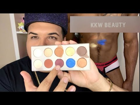 THE TRUTH KKW BEAUTY x MARIO COLLECTION REVIEW